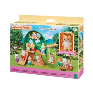 Sylvanian Families Baby Tree House 5318