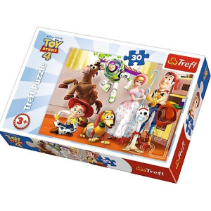 Toy Story 4 Pussel 30 bitar 18243