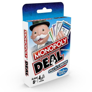 Monopol Deal Kortspel