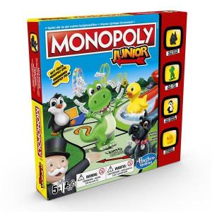 Monopol Junior Nya spelpjäser