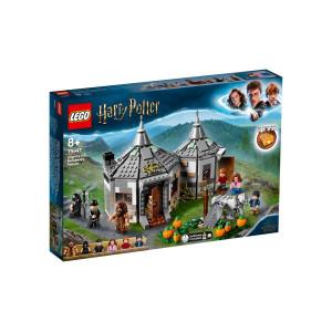 LEGO® HP Hagrids stuga Rädda Vingfåle 75947