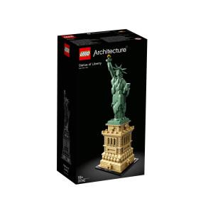 LEGO® Architecture Frihetsgudinnan 21042
