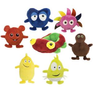 Minimjukdjur Babblarna