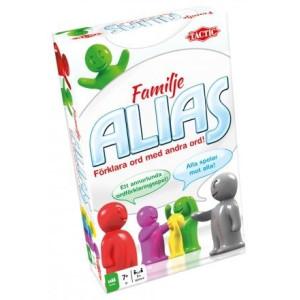 Familje Alias Resespel