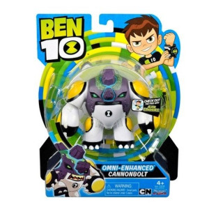 Ben 10 Figur Omni-Enhanced Cannonbolt
