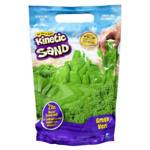 Kinetic Sand Grön