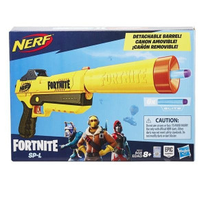 NERF Fortnite SP-L Sneaky Springer