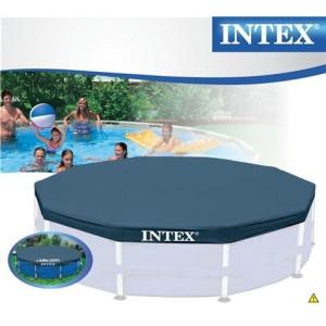 INTEX Runt Poolöverdrag 305cm