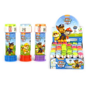 Såpbubblor Paw Patrol 60ml