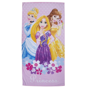 Handduk Disney Princess 70x140cm