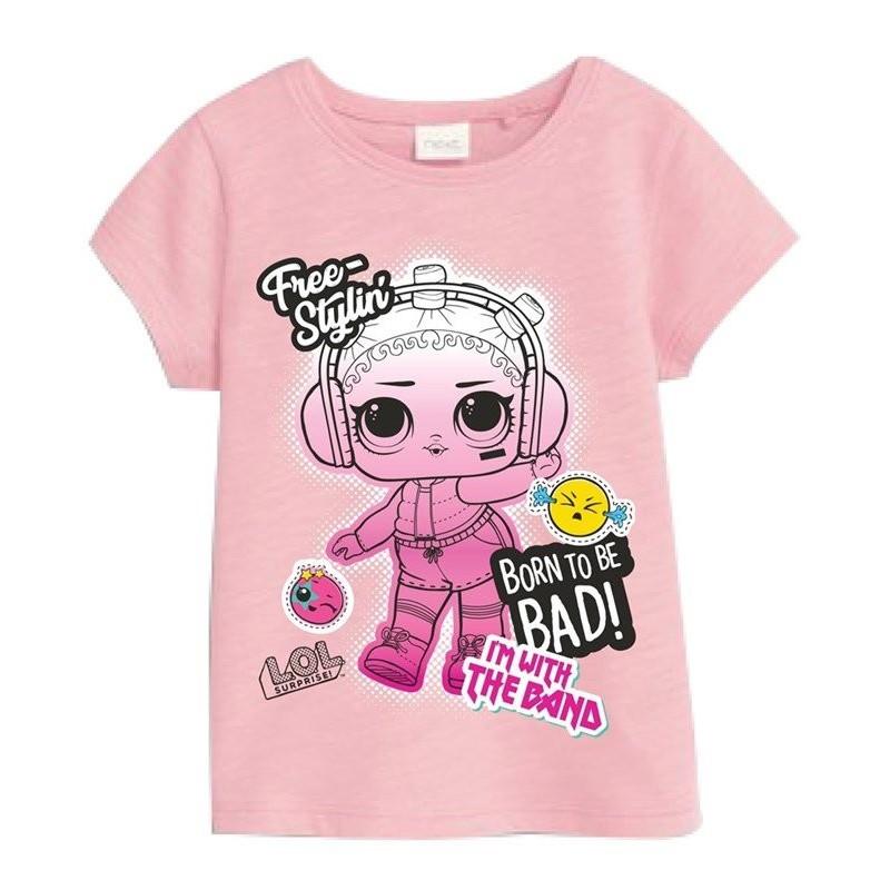 L.O.L. T-shirt Rosa