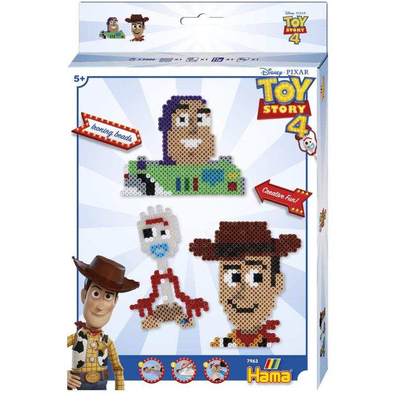 Hama Midi Box Toy Story 4 2000 st