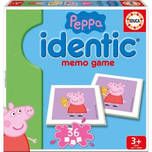 Greta Gris Identic Memo game