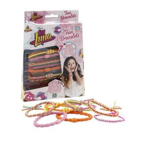 Soy Luna Armband Set