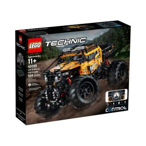 LEGO® Technic Extrem 4X4 terrängbil 42099
