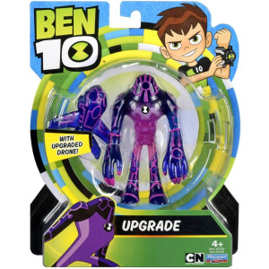 Ben 10 Figur Upgrade