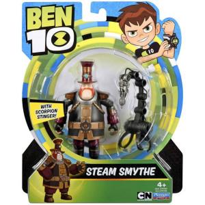 Ben 10 Figur Steam Smythe
