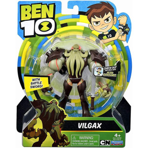 Ben 10 Figur Vilgax