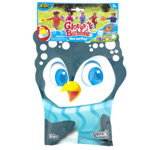 Glove-A-Bubbles 1-pack Pingvin