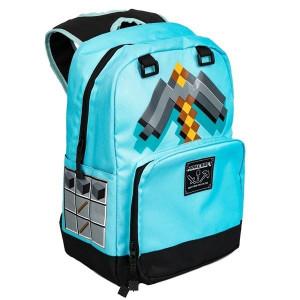 Minecraft Ryggsäck Diamond Pickaxe