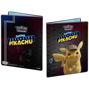 Pokemon pärm 9-pocket Detective Pikachu 412706