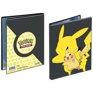 Pokemon pärm 4-pocket Pikachu 412452