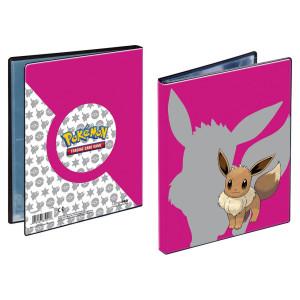 Pokemon pärm 4-pocket Eevee 412460