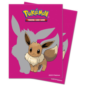 Pokemon Deck Protector sleeves Eevee AW11490