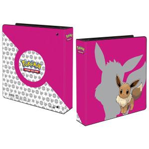 Pokemon Album Eevee inkl. plastfickor Ultra Pro 412464