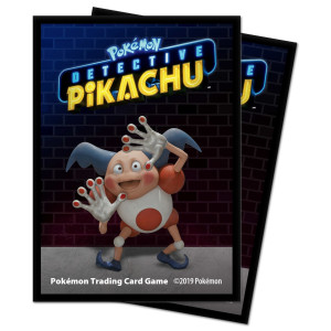 Pokemon Deck Protector sleeves Mr.Mime