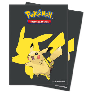 Pokemon Deck Protector sleeves Pikachu AW11498