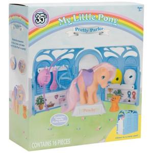 My Little Pony Retro Pretty Parlor Peachy Lekset
