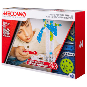 Meccano Geared Machines 19601