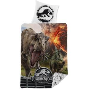 Jurassic World Bäddset 150x210cm