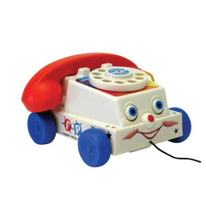 Fisher Price Retro Chatter Leksakstelefon