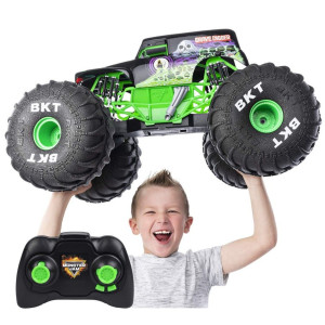 Monster Jam RC Mega Grave Digger