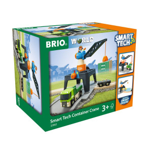 Brio Smart Tech Containerkran 33962