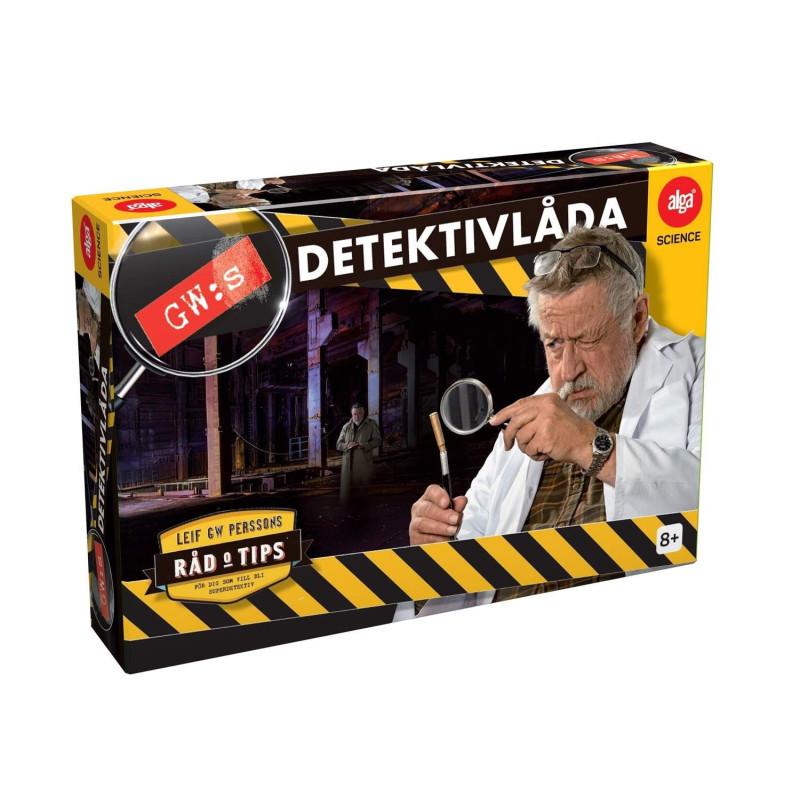 Alga GW:s Detektivlåda