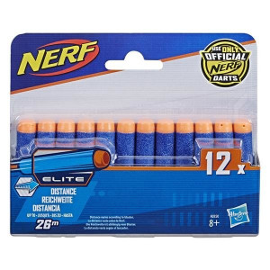 NERF Elite Dart Refill 12-pack
