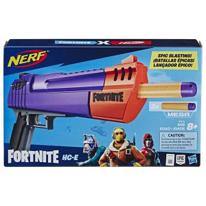 Nerf Fortnite HC-E Mega