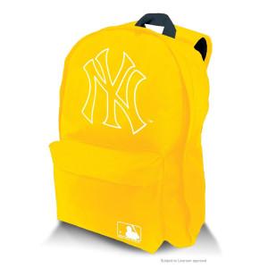 NY Yankees Ryggsäck Gul med vit logga