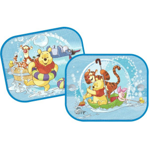Nalle Puh Solskydd 2-pack