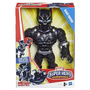Super Hero Adventures Mega Mighties Black Panther E4151