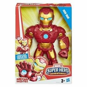 Super Hero Adventures Mega Mighties Iron Man E4150