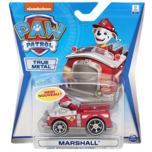 Paw Patrol True Metal 1-pack MARSHALL