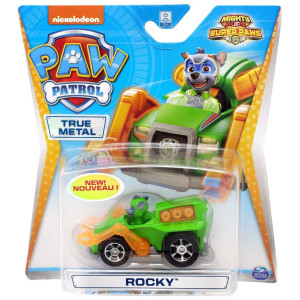Paw Patrol True Metal 1-pack ROCKY Super Paws