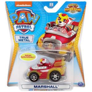 Paw Patrol True Metal 1-pack MARSHALL Super Paws