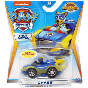 Paw Patrol True Metal 1-pack CHASE Super Paws
