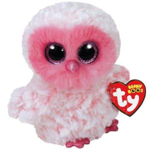TY Beanie Boos L Twiggy Rosa Uggla