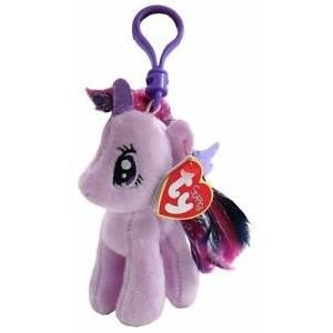 TY My Little Pony Clip Twilight Sparkle